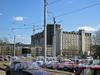Улица Савушкина, дом 77. Строительство жилого дома.