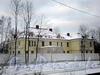Полевая аллея, д. 1. Вид от 14-го Каменноостровского моста. Фото декабрь 2009 г.