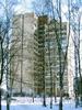 Придорожная аллея, д. 11. Общий вид здания. Март 2009 г.