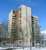 Придорожная аллея, д. 13. Общий вид здания. Март 2009 г.