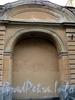 Конногвардейский бул., д. 21. Замурованные ворота ограды. Фото июнь 2010 г.