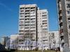 г. Колпино,бульвар Трудящихся, д. 11. Общий вид жилого дома. Фото 2011 г.