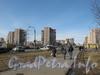 Брестский бул., дом 13. Общий вид жилого дома. Фото март 2012 г.