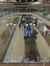 Бульвар Новаторов, дом 11, корп. 2. Торговый Центр « Французский бульвар». Торговый зал. Фото октябрь 2011 года.