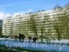 Сиреневый бул., д. 8, к. 1. Общий вид жилого дома. Март 2009 г.