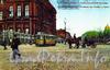 Перспектива Конногвардейского бульвара от Благовещенской площади в сторону Исаакиевской площади. (из сборника «Петербург в старых открытках»)