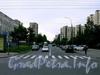 Перспектива Поэтического бульвара от ул. Есенина в сторону ул. Руднева. Фото июнь 2009 г.