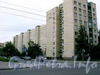 Поэтический бульвар, д. 1, к. 1. Вид на здание с ул. Есенина. Фото июнь 2009 г.