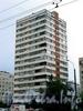 Поэтический бул., д. 9. Вид на здание с пр.а Художников. Фото июнь 2009 г.