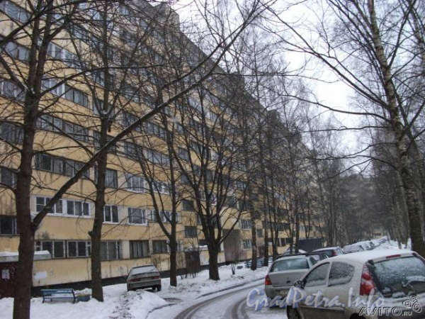 Серебристый бул., дом 24, корп. 2. Общий вид жилого дома.