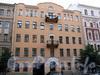 3-я линия В.О., д. 18. Бывший доходный дом. Фасад здания. Фото июль 2009 г.