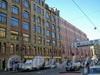 9-я линия В.О., д. 40. Бывшая табачная фабрика