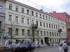 3-я линия В.О., д. 10. Бывший доходный дом. Фасад здания. Фото май 2010 г.