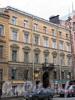 3-я линия В.О., д. 24. Бывший доходный дом. Фасад здания. Фото май 2010 г.