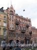 3-я линия В.О., д. 26. Доходный дом П. Я. Прохорова. Фасад здания. Фото май 2010 г.