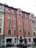 3-я линия В.О., д. 54. Фасад здания. Фото май 2010 г.