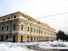 Менделеевская линия, д. 5. Фасад по Менделеевской линии. Вид с Тифлисской улицы. Фото январь 2011 г.