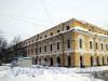 Менделеевская линия, д. 5. Фасад по Тифлисской улице. Фото январь 2011 г.