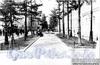 Бульвар на 6-7-й линиях В.О. Фото 2003 г. (из архива ЦГАКФФД)