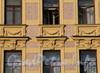 6-я линия В.О., д. 5. Фрагмент фасада. Фото август 2010 г.