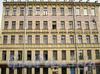 6-я линия В.О., д. 5 / Академический пер., д. 5. Фасад по 6-й линии. Фото апрель 2011 г.