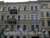 11-я линия В.О., д. 24. Фрагмент фасада здания. Фото 2011 г.