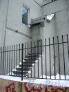 14-я линия В.О., дом 1А. Отдельный вход в квартиру. Фото январь 2013 г.