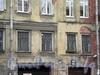 4-я линия В.О., д. 23. Фрагмент фасада здания. Фото 2003 г.