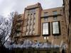 4-я линия В.О., д. 41. Фрагмент фасада здания. Фото 2008 г.