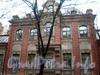 5-я линия В.О., д. 32. Фрагмент фасада здания. Фото 2008 г.