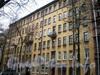 14-я линия В.О., д. 5. Бывший доходный дом. Фасад здания. Март 2009 г.