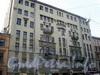 9-я линия В.О., д. 54. Бывший доходный дом. Фасад здания. Апрель 2009 г.