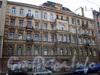 9-я линия В.О., д. 56. Бывший доходный дом. Фасад здания. Апрель 2009 г.