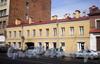 8-ая линия В.О., д. 79. Бывший доходный дом. Фасад здания. Фото апрель 2009 г.