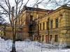 Здание Мозаичного отделения Академии художеств. Вид со двора. Фото 2005 г.