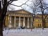 Здание «Рисовальных классов» до реставрации. Фото 2005 г.