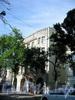 4-я линия В.О., д. 13.  Здание книгоиздательства А.Ф.Девриена. Фасад здания. Фото август 2009 г.