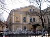 8-я линия В.О., д. 65. Дом Благовещенской церкви. Детский сад № 36. Вид с торца здания. Фото апрель 2009 г.