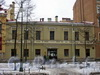 6-я линия, В.О., д. 19. Эта «Чебуречная» известна еще с советских времен. Фото 2003 г.