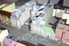 7-я линия, дома 34-36. Индивидуальный жилой дом со встроенными помещениями. Проект здания. Фото с сайта «Архитектурная студия M4».
