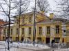 6-я линия, В.О., д. 13. Фасад здания. Фото 2003 г.