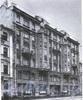 1-я линия В.О., д. 26. Дом А. Г. Фон Нидермиллера. Фасад здания. Фото 1990-х годов (из книги «Историческая застройка Санкт-Петербурга»)