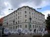 16-я линия В.О., д. 15 / Большой пр., В.О., д. 57. Доходный дом Л. Н. Бенуа. Общий вид здания. Фото август 2009 г.