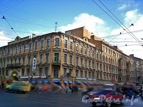 8-я линия В.О., д. 45 ⇒ Василеостровский р-н Санкт-Петербурга