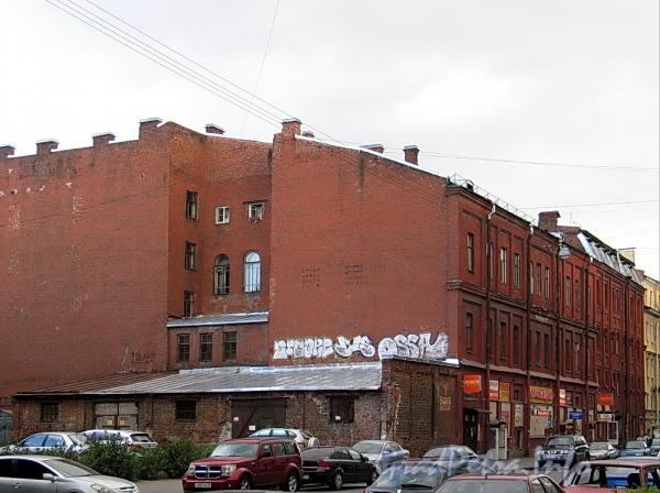 6-я линия В.О., д. 55. Общий вид. Фото август 2010 г.