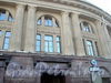 Станция метро «Технологический институт». Фрагмент наземного павильона. Фото январь 2011 года.