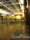 Турникеты станции метро Бухарестская. Фото февраль 2013 г.