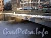 Ново-Московский мост через Обводный канал в створе Московского проспекта. Фото февраль 2010 г.