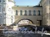 Эрмитажный мост через Зимнюю канавку. Фото июнь 2010 г.