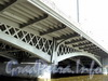 Конструкции Благовещенского моста. Фото июнь 2011 г.